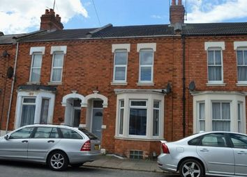 Thumbnail 3 bedroom terraced house to rent in Wycliffe Road, Abington, Northampton