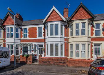 3 bed terraced house for sale in Clodien Avenue, Heath, Cardiff CF14