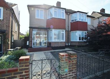 Thumbnail 3 bed semi-detached house for sale in Greenview Avenue, Beckenham, Kent