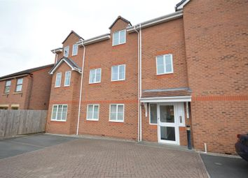Thumbnail 2 bed flat for sale in Meadowbank Drive, Little Sutton, Ellesmere Port