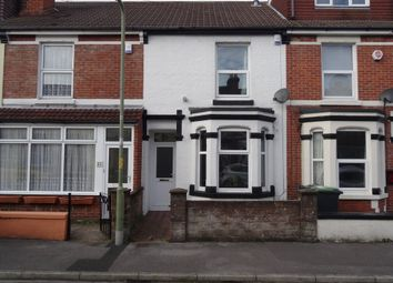 Thumbnail 2 bedroom terraced house to rent in Blake Road, Gosport
