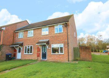 Thumbnail 3 bed end terrace house for sale in Ray Close, Lingfield