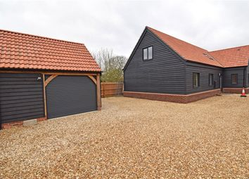 Thumbnail 4 bed detached house to rent in Highfields Road, Highfields Caldecote, Cambridge