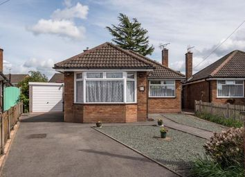 Thumbnail 3 bed bungalow for sale in St. Austell Close, Weeping Cross, Stafford, Staffordshire