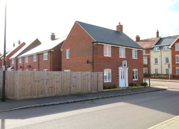 Thumbnail 3 bed detached house for sale in School Lane, Wixams, Bedford
