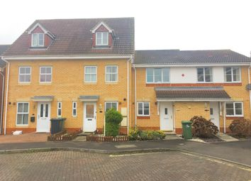Thumbnail 4 bed town house to rent in Cedar Road, Eastleigh