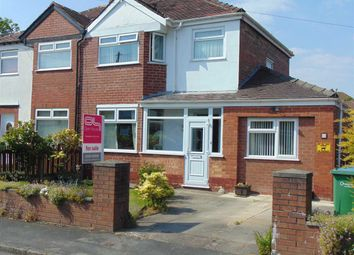 Thumbnail 3 bed semi-detached house for sale in Beech Avenue, Thelwall, Warrington