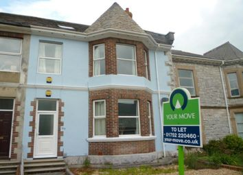 Thumbnail Room to rent in Crow Park, Fernleigh Road, Mannamead, Plymouth