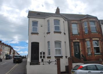 Thumbnail 2 bed flat to rent in Withycombe Road, Exmouth