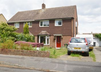 Thumbnail 3 bed semi-detached house for sale in The Bounds, Aylesford