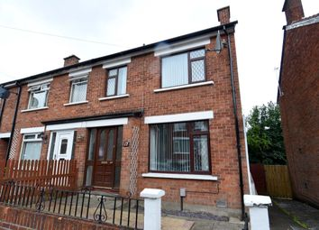 Thumbnail 2 bed semi-detached house for sale in Knockmount Gardens, Clarawood, Belfast