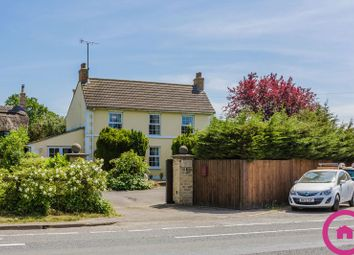Thumbnail 4 bed detached house for sale in Moreton Valence, Gloucester