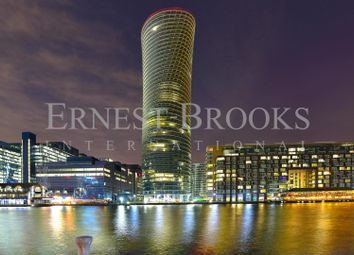 1 bed flat for sale in Arena Tower, 25 Crossharbour Plaza, Canary Wharf E14