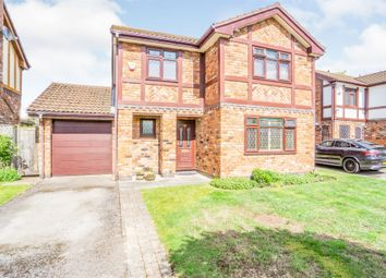 Thumbnail 4 bed detached house for sale in Grenfell Park, Parkgate, Neston