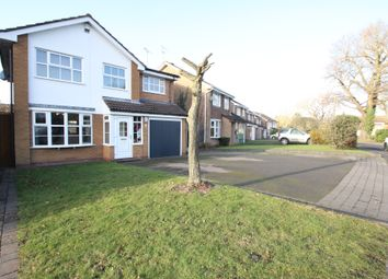 Thumbnail 4 bed detached house for sale in Chattaway Drive, Balsall Common, Coventry