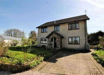 Thumbnail 4 bed detached house for sale in Manor Gardens, Exbourne, Okehampton