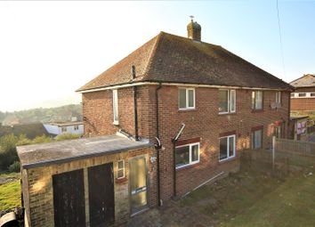 Thumbnail 3 bed semi-detached house for sale in Kimberley Close, Dover