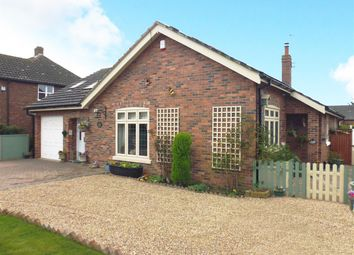 Thumbnail 4 bed detached bungalow for sale in Washingborough Road, Heighington, Lincoln