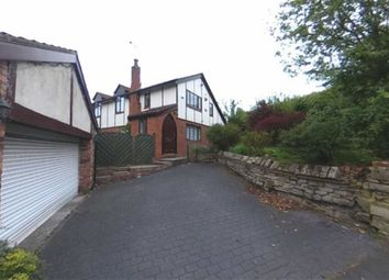 Thumbnail 4 bed detached house for sale in Old Road, Stalybridge