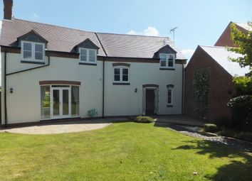 Thumbnail 4 bed detached house to rent in Two Trees Close, Hopwas, Tamworth
