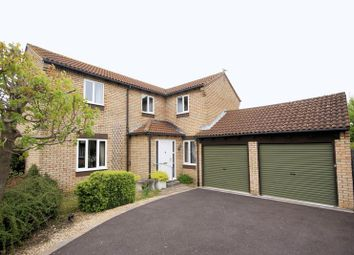 Thumbnail 3 bed detached house for sale in Blackbird Way, Lee On The Solent