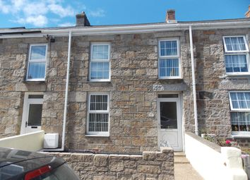Thumbnail 3 bed terraced house to rent in Troon, Camborne, Cornwall