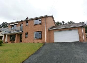 Thumbnail 4 bed detached house for sale in Llanwnnen Road, Lampeter