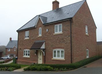 Thumbnail 3 bed link-detached house to rent in Teasel Down, Woodhurst Park, Warfield, Bracknell