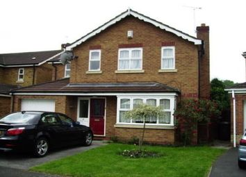 Thumbnail 4 bed detached house to rent in Ashridge Way, Nottingham