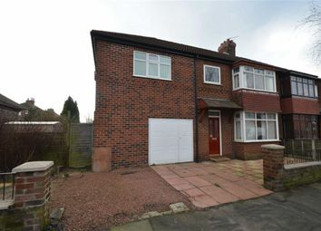 Thumbnail 5 bedroom semi-detached house for sale in Granada Road, Denton, Manchester, Greater Manchester