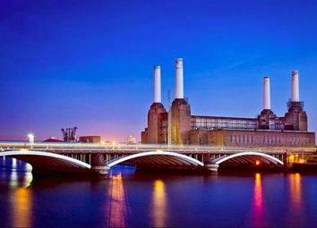 Thumbnail 3 bedroom flat for sale in Battersea Power Station, Nine Elms, Battersea, London