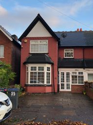 Thumbnail 3 bed semi-detached house for sale in Finnemore Road, Bordesley Green, Birmingham, West Midlands