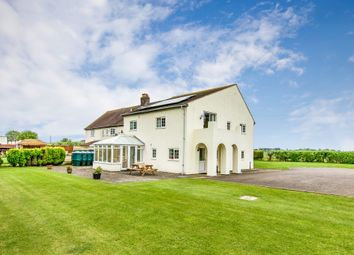 Thumbnail 5 bed semi-detached house for sale in Heath Farm Lane, Harrowby Hall, Grantham