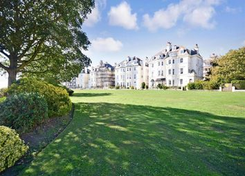 Thumbnail 3 bed flat for sale in Clifton Crescent, Folkestone, Kent