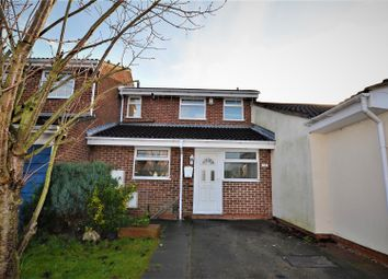 Thumbnail 2 bedroom terraced house for sale in Simcoe Leys, Chellaston, Derby