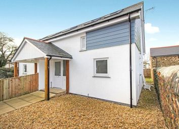 Thumbnail 2 bed detached house to rent in The Square, Holsworthy