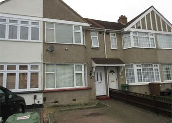 Thumbnail 3 bedroom terraced house to rent in Shirley Avenue, Bexley, Kent