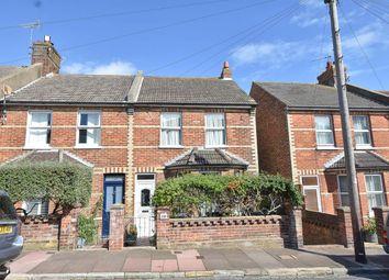 Hurst Road, Eastbourne BN21. 3 bed end terrace house