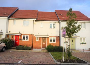 Thumbnail 2 bedroom terraced house for sale in Lockwood Place, Dartford