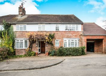 Thumbnail 5 bedroom semi-detached house for sale in Rowan Way, Harpenden