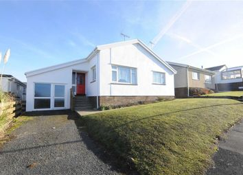 Thumbnail 4 bed detached bungalow for sale in Atlantic Close, Widemouth Bay, Bude, Cornwall