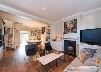 Thumbnail Terraced house to rent in Battersea Church Road, London