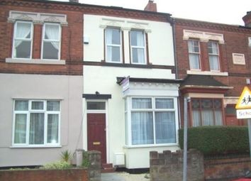 Thumbnail 1 bedroom terraced house to rent in Charlotte Road, Stirchley, Birmingham