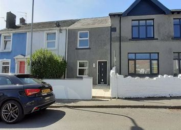 Thumbnail 2 bed terraced house for sale in Newton Road, Newton, Swansea