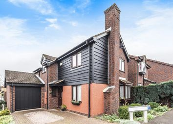 Thumbnail 3 bed detached house to rent in Thorne Way, Aylesbury
