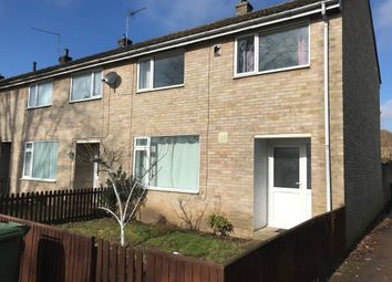 Thumbnail 3 bed end terrace house for sale in Fir Road, Thetford