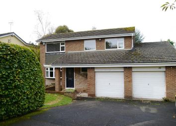 Thumbnail 4 bedroom detached house for sale in Linden Way, Ponteland, Newcastle Upon Tyne