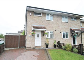 Thumbnail 2 bed semi-detached house for sale in Medlar Road, Grays