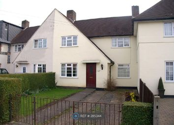 Thumbnail 3 bed terraced house to rent in Well Road, Barnet
