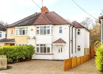 Thumbnail 3 bed semi-detached house to rent in New Road, Ascot, Berkshire